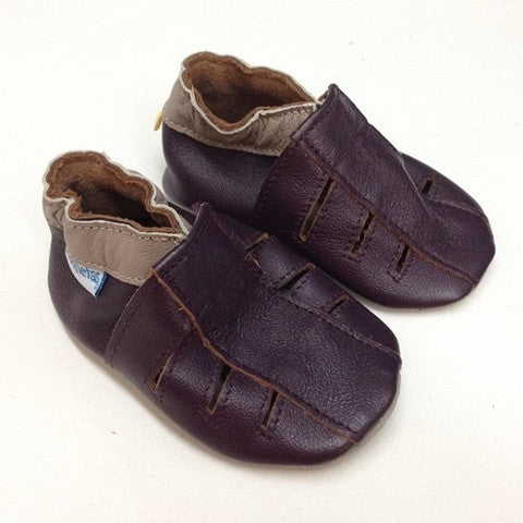 Soft Leather Baby Cachifletas
