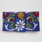 Chantel Mexican Embroidered Wallet