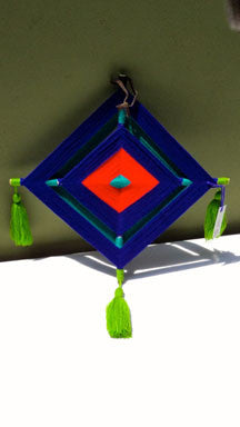 Medium Ojo De Dios