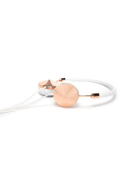 FRENDS Layla Headphones white/rosegold