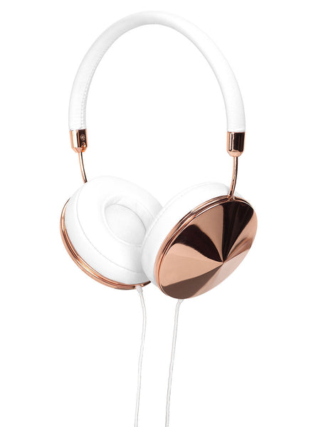 FRENDS Taylor white/rosegold Headphones