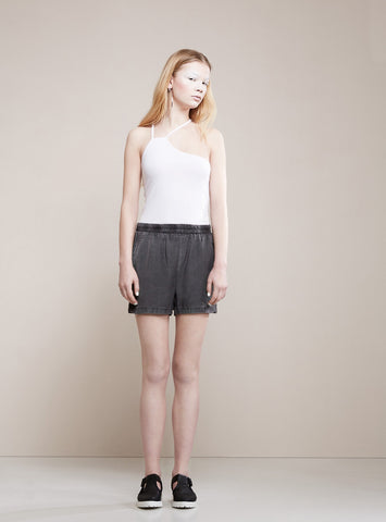MINIMUM Edda Shorts smoked black