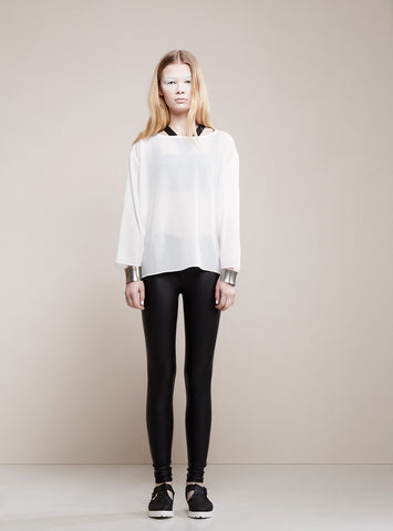 MINIMUM Vinka Blouse offwhite