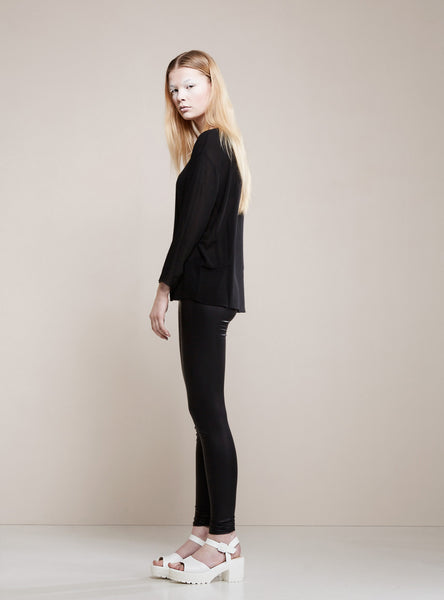 MINIMUM Vinka Blouse black