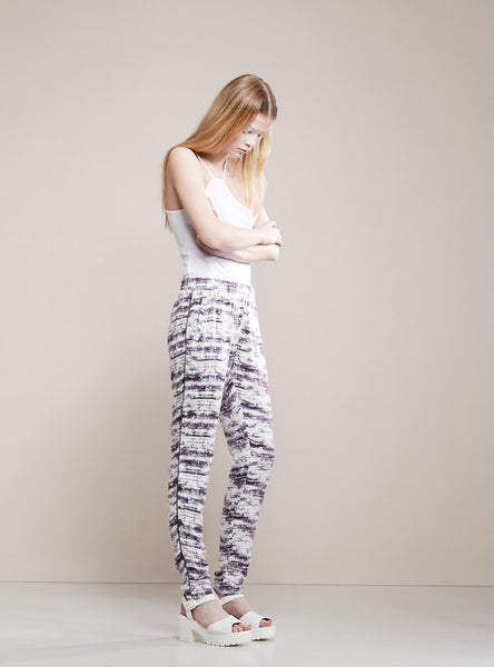MINIMUM Dennie Pants metal grey