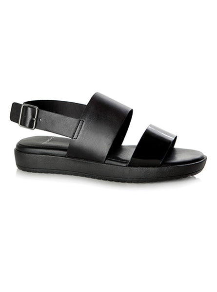 Vagabond FLORA Black Leather