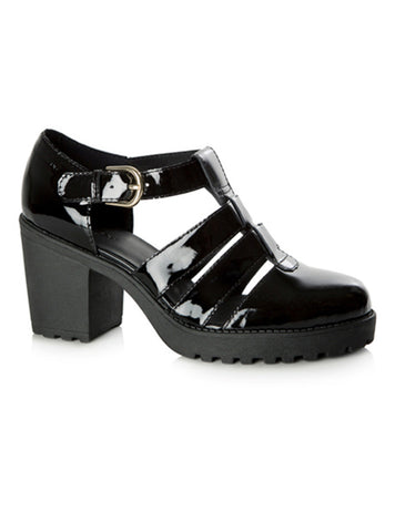 Vagabond GRACE Black Leather