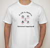 Retirement Happiness - Balanced Life T Shirt