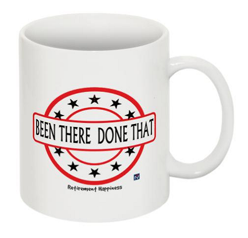 Been There Done That - Mug