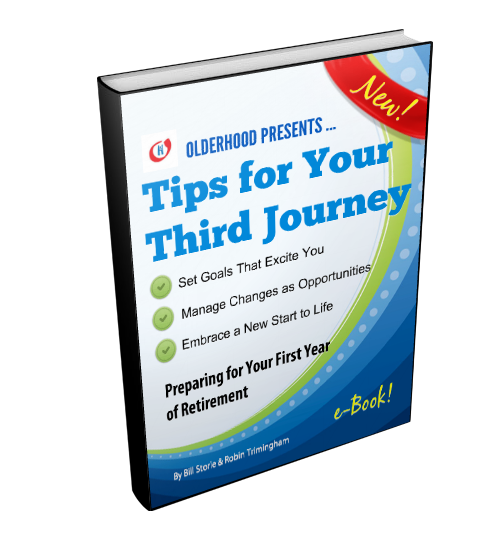 Tips For Your Third Journey - Preparing for Your First Year of Retirement $2.50