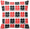 Red & Black Pillow - Double Happiness Symbol $27.95