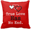 Red Pillow - True Love Has No End $27.95