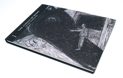 The School of Night. Drawings by Arturo Rodriguez