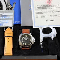 Genuine Officine Panerai Pam 1A tritium dial full set.... - TC Straps