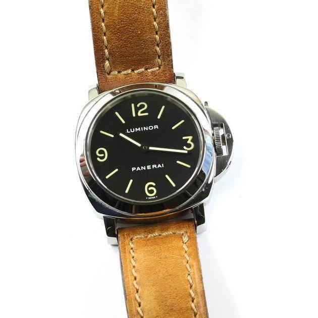 Genuine Officine Panerai Pam 2A tritium dial...first production year - TC Straps