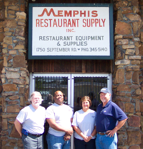 Memphis Restaurant Supply's Team