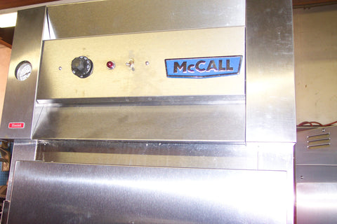 McCALL Heated Holding Cabinet (Model 1020-HP)