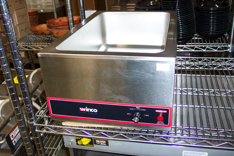 Electric Food Warmer - Model Winco FW-S500