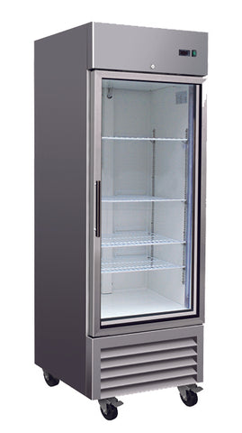 Refrigerator - Single Glass Door (CALL FOR PRICING)