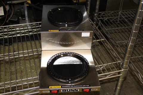 BUNN 2 Burner Coffee Warmer