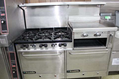 Franklin Gas Range Refurbished Model GR12-23