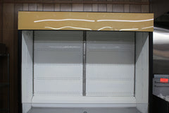 TRUE OPEN AIR MERCHANDISER - REFURBISHED