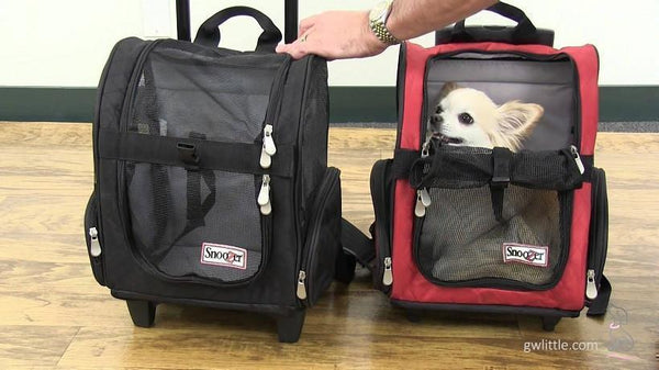 Wheeled Small Pet Carrier Bags