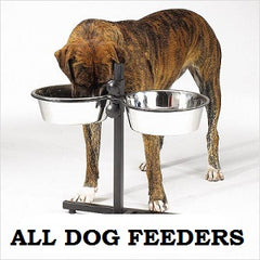 All Elevated Dog Feeders