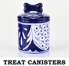Dog Cookie Jar canister