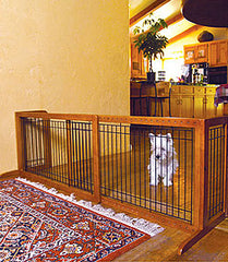 Dog Gate Selection Guide Help selecting indoor pet gates for your ...