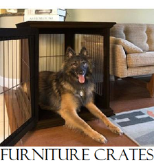 Furniture Dog Crate