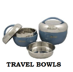 Travel Dog Bowls and No Spill Water Dishes