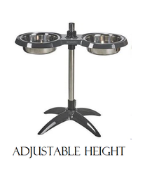 Adjustable Height Feeders