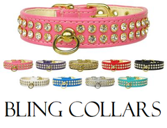 Bling Rhinestone Collars