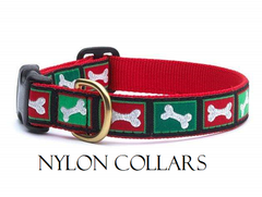 Nylon Fabric Dog Collars