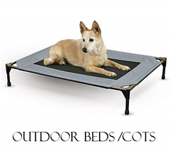 outdoor dog beds | Elevated Pet Cots