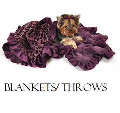 Pet Throws & Blankets