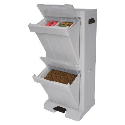 Pet Accessories Storage Tower