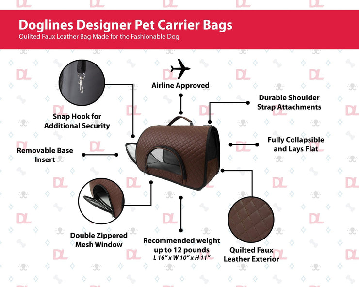 Comfort Ready Airline Dog Carrier