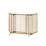 Premium Plus Freestanding Decorator Gate with Door