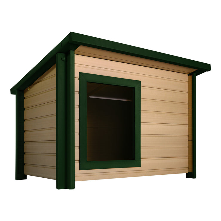 Eco Flex Dog House medium and X large