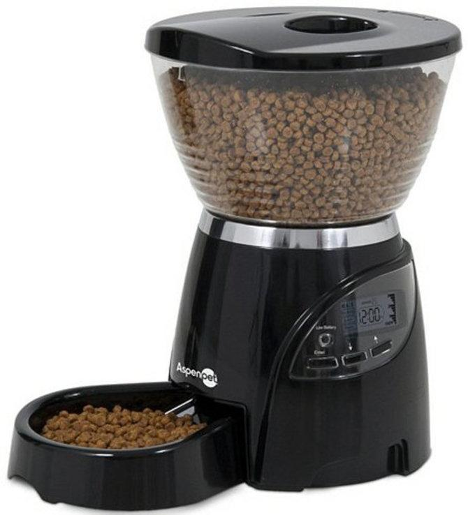 Automatic Dog Food Bowl w/ Portion Control