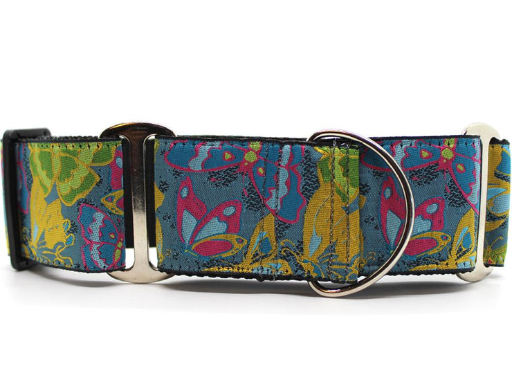 Mod Butterfly X Wide Martingale Collar