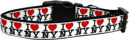 New York Fashion dog collar
