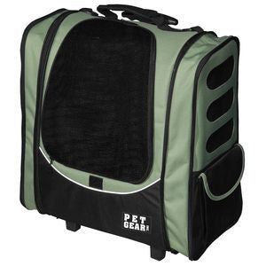 Pet Gear  I- Go 2 _Small pet Carrier - Sage Green