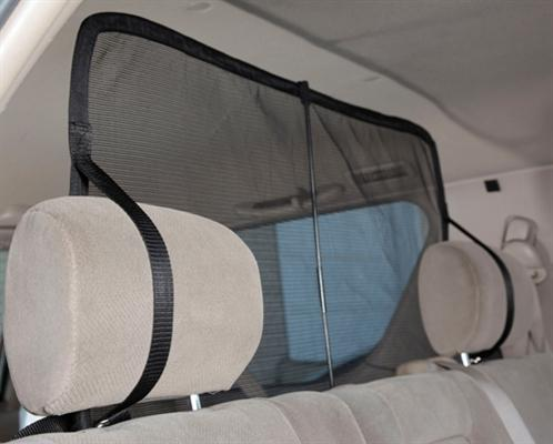 Back Seat Pet Cargo Net