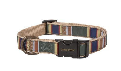 Badlands National Parks Leather Collar