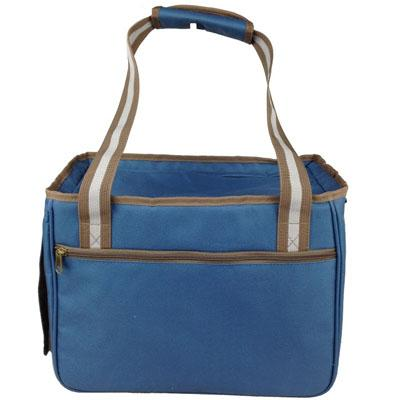 Small Pet Carrier Purse- Blue