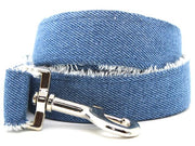 Comfy Blue Jean Collar / Lead