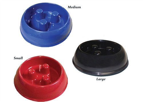 brak-fast-slow feeding pet bowl